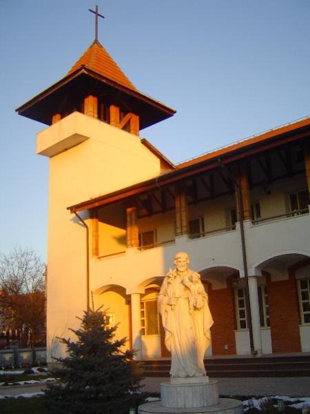 Căminul De Bătrâni Casa Sfântul Iosif