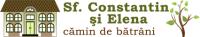 Caminul de Batrani Sfintii Constantin si Elena logo