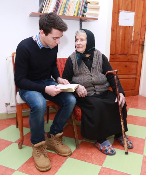 Căminul Pentru Bătrâni Câmpeni (fundația Sf Sava)