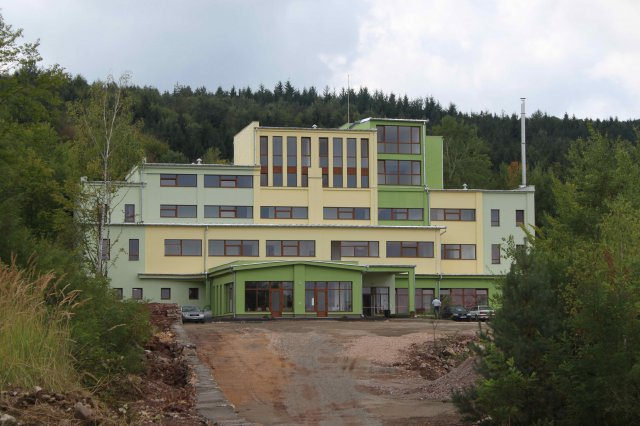 Centrul Rezidential Pentru Persoane Varstnice Dumbrava - Suncuius