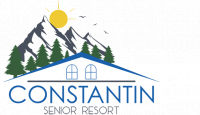 Constantin Senior Resort logo